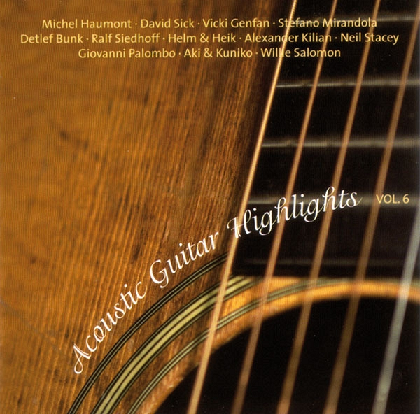 Acoustic Guitar Highlights Vol. 6