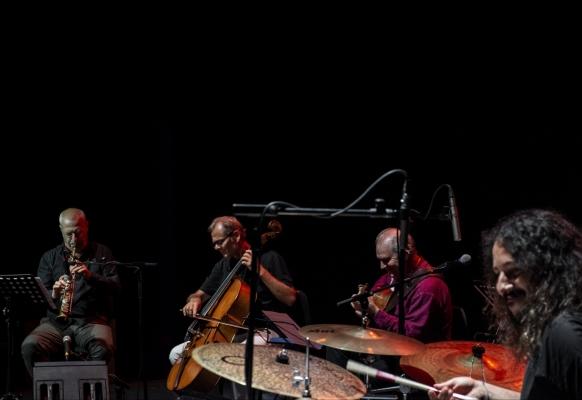 Taccuino di Jazz Popolare in concerto.