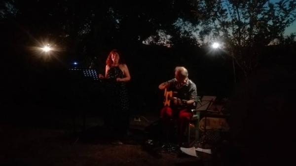 La Danza del Cosmo con Daniela Giordano e Giovanni Palombo