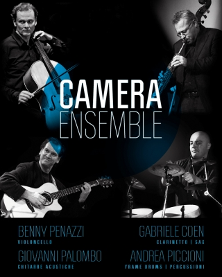 Camera Ensemble / Tram Jazz