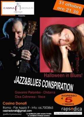 Jazz&Blues Conspiration (Roma)