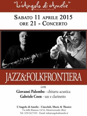 Giovanni Palombo-Gabriele Coen Duo