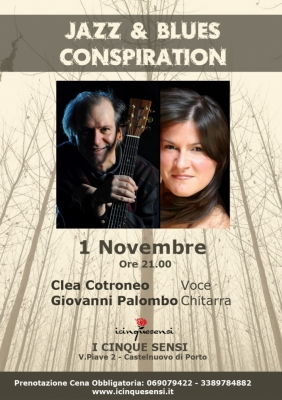 Jazz&Blues Conspiration (Castelnuovo di Porto)