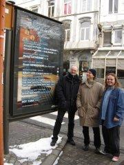 Programma concerto a Verviers