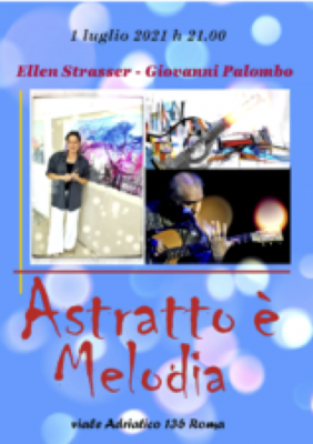 """""""Astratto è Melodia / Abstract is Melody"""""""