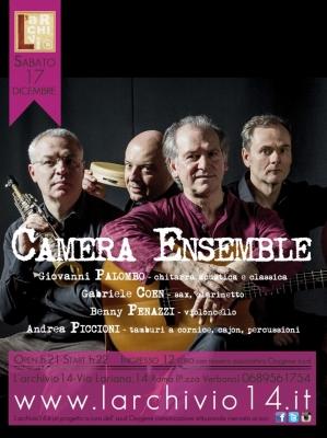 Camera Ensemble