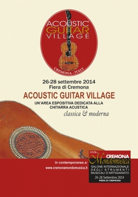 Acoustic Guitar Village (Cremona)