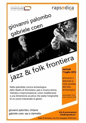 Jazz & Folk Frontiera