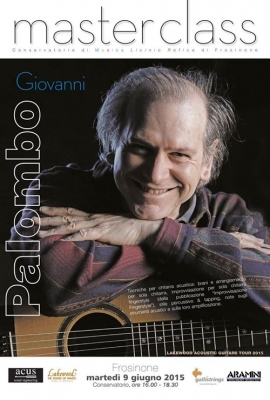 MasterClass di Giovanni Palombo