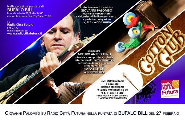 Bufalo BILL - Radio Città Futura